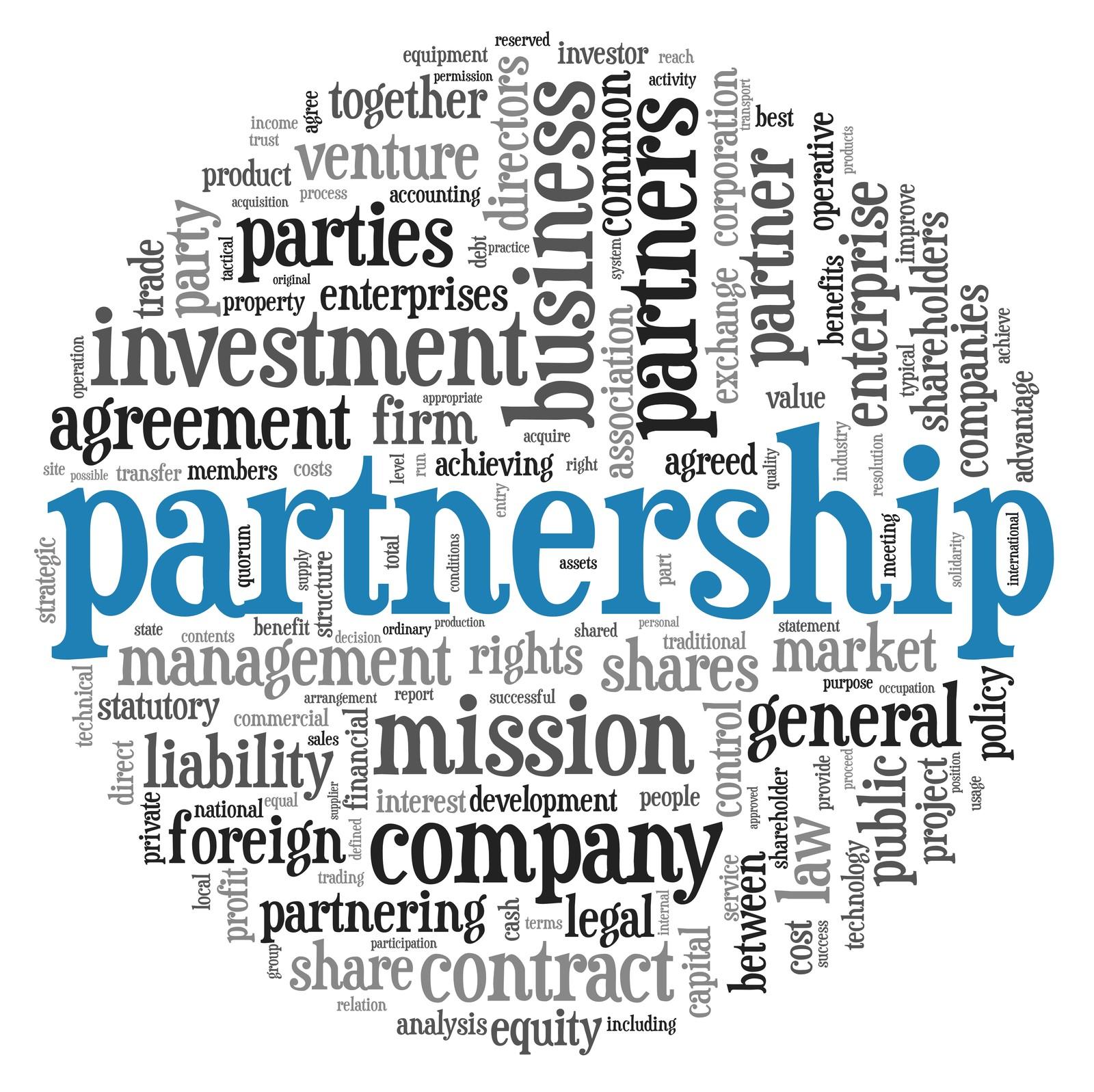 Joint Ventures Partnerships Go Internationally